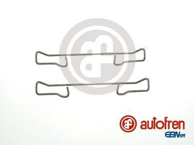 Image of AUTOFREN SEINSA Kit accessori, Pastiglia freno 8430320206400
