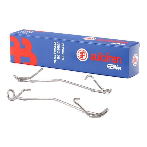 Image of AUTOFREN SEINSA Kit accessori, Pastiglia freno 8430320206486