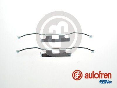 Image of AUTOFREN SEINSA Kit accessori, Pastiglia freno 8430320206509
