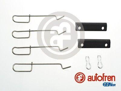 Image of AUTOFREN SEINSA Kit accessori, Pastiglia freno 8430320211251