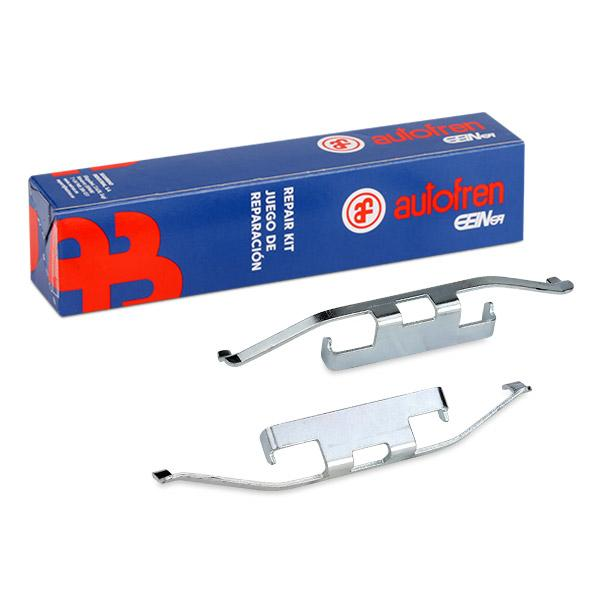 Image of AUTOFREN SEINSA Kit accessori, Pastiglia freno 8430320211275