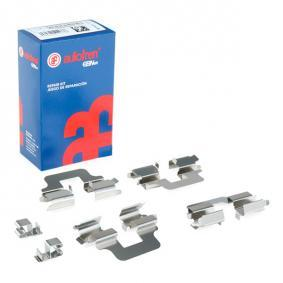 2009 Vauxhall Astra H 1.8 Accessory Kit, disc brake pads D42389A