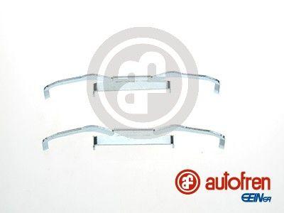 Image of AUTOFREN SEINSA Kit accessori, Pastiglia freno 8430320211350