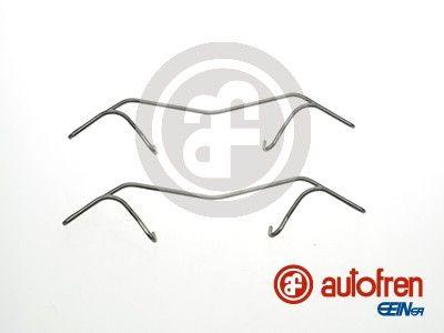 Image of AUTOFREN SEINSA Kit accessori, Pastiglia freno 8430320211374