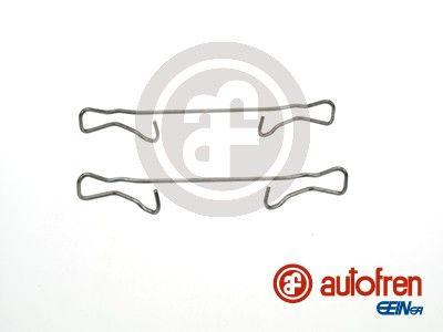 Image of AUTOFREN SEINSA Kit accessori, Pastiglia freno 8430320211428