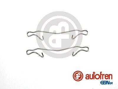 Image of AUTOFREN SEINSA Kit accessori, Pastiglia freno 8430320211701
