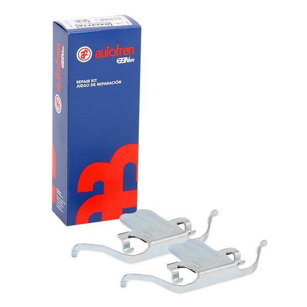 Image of AUTOFREN SEINSA Kit accessori, Pastiglia freno 8430320215938