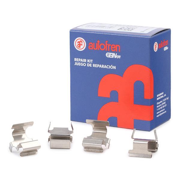 Image of AUTOFREN SEINSA Kit accessori, Pastiglia freno 8430320219097