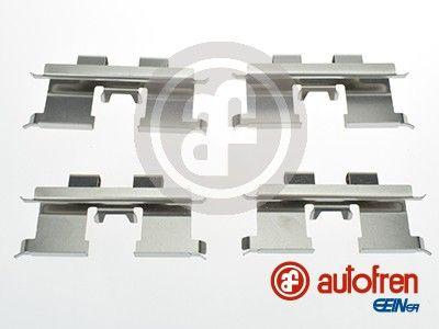 Image of AUTOFREN SEINSA Kit accessori, Pastiglia freno 8430320243344