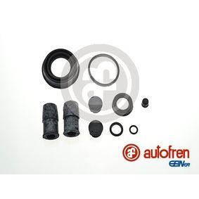 Repair Kit, brake caliper Ø: 38mm with OEM Number 3066 6829