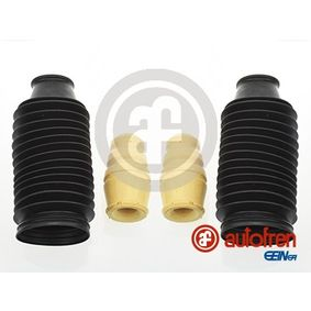2006 Honda Jazz GD 1.3 (GD1) Dust Cover Kit, shock absorber D5122
