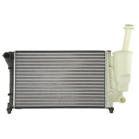 Radiator, engine cooling D7F048TT PANDA (169) 1.2 MY 2006