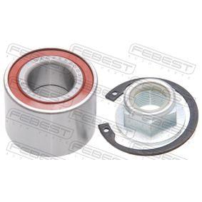 Juego de cojinete de rueda DAC25520037-KIT MICRA 3 (K12) 1.3 ac 2008