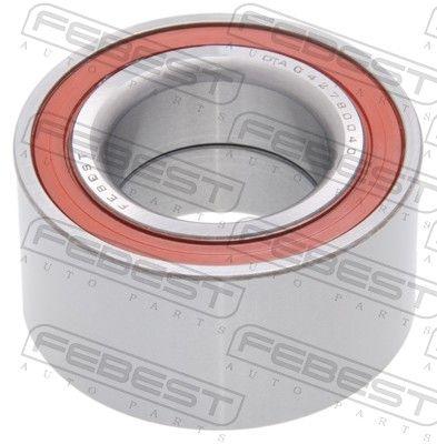 Wheel Hub Bearing DAC42780040 FEBEST DAC42780040 original quality