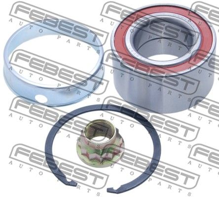 Cojinete de Rueda DAC45840045 FEBEST DAC45840045 en calidad original