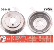 OEM Bremstrommel DB4448 von TRW für CHEVROLET