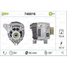 746016 VALEO A11VI45 in Original Qualität