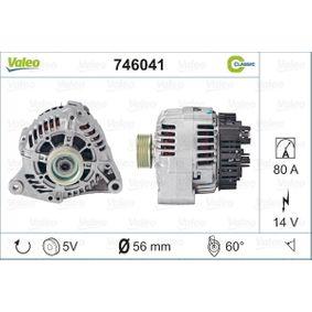 746041 VALEO A13VI96 in Original Qualität
