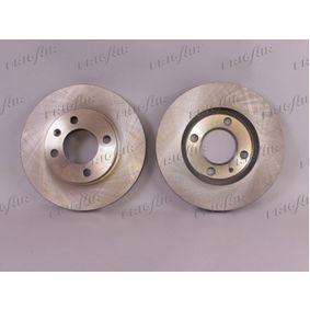 Bremsscheibe Bremsscheibendicke: 20mm, Ø: 239mm mit OEM-Nummer 321 615 301 C