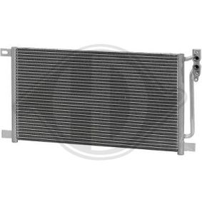 Kondensator, Klimaanlage DCC1051 3 Limousine (E46) 320d 2.0 Bj 2002