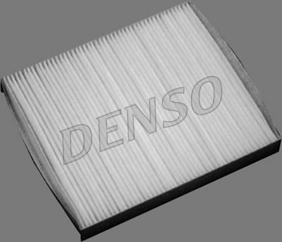 DENSO  DCF462P Filtro, aire habitáculo Long.: 246mm, Ancho: 216mm, Altura: 30mm