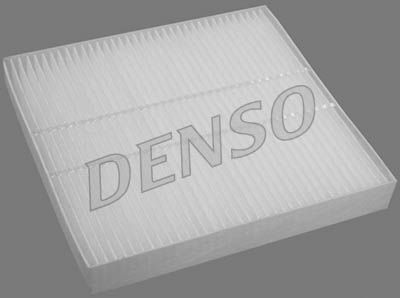 DENSO  DCF467P Filtro, aire habitáculo Long.: 215mm, Ancho: 200mm, Altura: 30mm