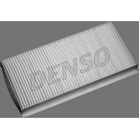 Filter, Innenraumluft Länge: 350mm, Breite: 160mm, Höhe: 30mm mit OEM-Nummer 1062 253