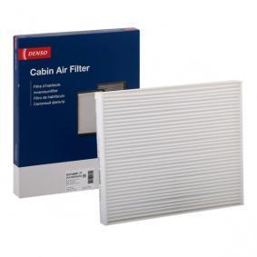 Filter, Innenraumluft Länge: 217mm, Breite: 265mm, Höhe: 21mm mit OEM-Nummer 68 08 622