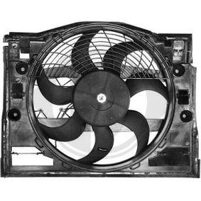 Lüfter, Klimakondensator DCL1008 3 Limousine (E46) 320d 2.0 Bj 1999