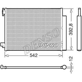 Kondensator, Klimaanlage Kältemittel: R 134a mit OEM-Nummer 9210 064 54R