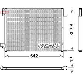 Kondensator, Klimaanlage Kältemittel: R 134a mit OEM-Nummer 92 10 064 54R