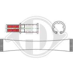 Trockner, Klimaanlage mit OEM-Nummer 1K0 820 411 AH
