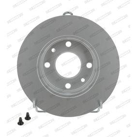 Bremsscheibe Bremsscheibendicke: 12mm, Lochanzahl: 4, Ø: 238mm mit OEM-Nummer 6001549211
