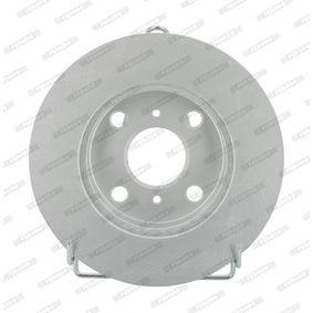 Bremsscheibe Bremsscheibendicke: 18mm, Lochanzahl: 4, Ø: 235mm mit OEM-Nummer 43512 52 050
