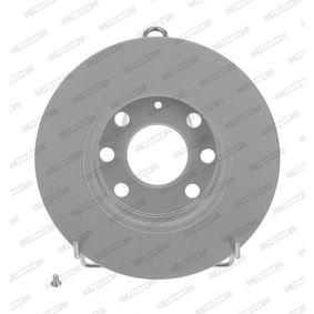 Спирачен диск DDF116C Corsa B Хечбек (S93) 1.7D (F08, F68, M68) Г.П. 1999
