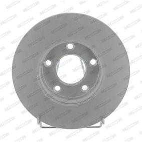 2012 Mazda 3 BL 2.0 (BLEFP) Brake Disc DDF1311C
