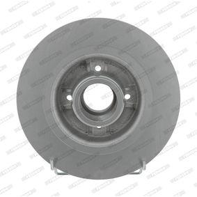 Bremsscheibe Bremsscheibendicke: 11mm, Lochanzahl: 4, Ø: 275mm mit OEM-Nummer 86 60 001 815