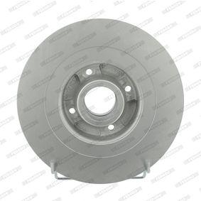 Bremsscheibe Bremsscheibendicke: 10mm, Lochanzahl: 4, Ø: 270mm mit OEM-Nummer 86 60 001 815