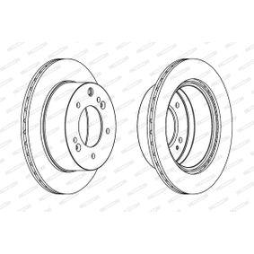 2015 KIA Sorento jc 2.5 CRDi Brake Disc DDF1543C-1