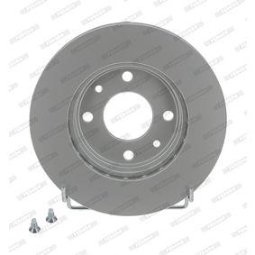 Bremsscheibe Bremsscheibendicke: 20mm, Lochanzahl: 4, Ø: 238mm mit OEM-Nummer 77 01 204 286