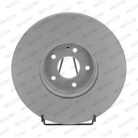 Bremsscheibe Bremsscheibendicke: 32mm, Lochanzahl: 5, Ø: 330mm mit OEM-Nummer 210.421.2312