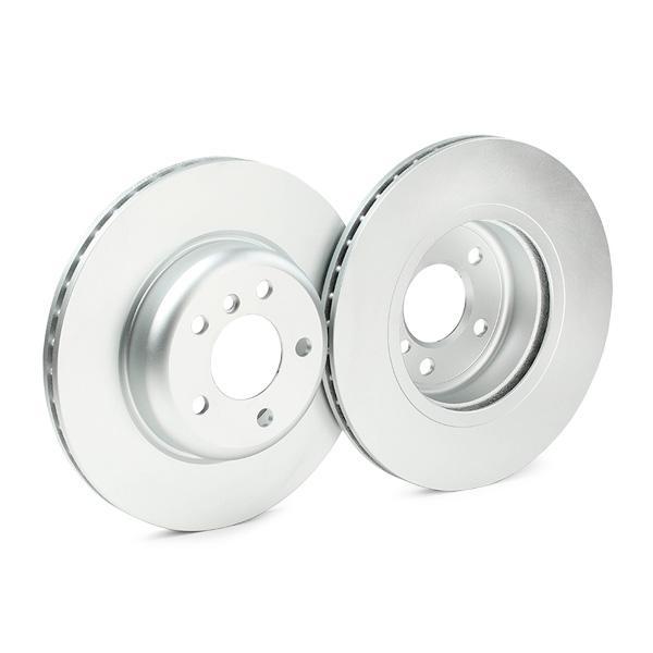 Disc Brakes FERODO DDF2039C 4044197626274