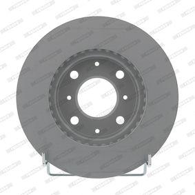 Bremsscheibe Bremsscheibendicke: 21mm, Lochanzahl: 4, Ø: 240mm mit OEM-Nummer 45251-TAR-G00