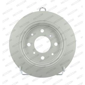 Спирачен диск дебелина на спирачния диск: 10мм, брой на дупките: 4, Ø: 239мм с ОЕМ-номер 42510 SK3 E00