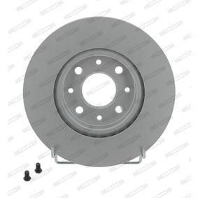 Bremsscheibe Bremsscheibendicke: 20mm, Lochanzahl: 4, Ø: 257mm mit OEM-Nummer 517 49 124