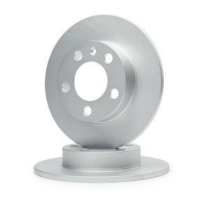 Polo 9n 2.0 Total Flex Bremsscheiben FERODO PREMIER Coat+ disc DDF929C (2.0 Total Flex Benzin/Ethanol 2011 CFEA)