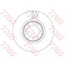 Bremsscheibe Art. Nr. DF5087S 120,00€