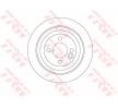 OEM Bremsscheibe TRW 11015784 für MINI