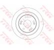 OEM Bremsscheibe TRW 11015785 für HONDA