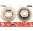 OEM Bremsscheibe TRW 11015792 für MITSUBISHI